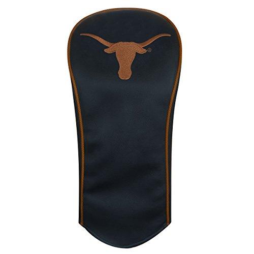 (Team Effort Texas Longhorns Black Driver Headcover)