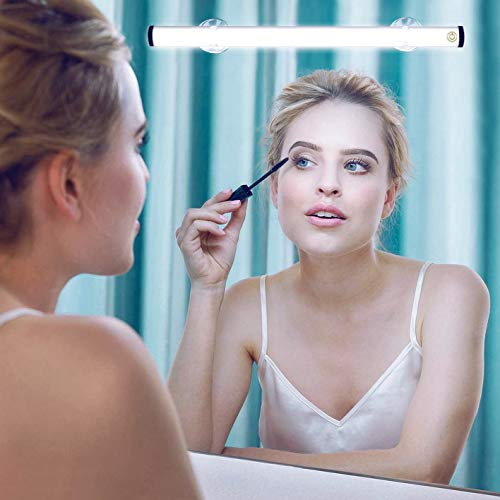 LED Makeup Lights, Portable Vanity Mirror Lights | Simulated Daylight | 4...