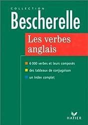 Les verbes anglais 6000 verbes et leurs composés, édition 97