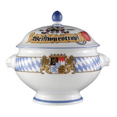 Seltmann Weiden 001.455069 Compact Terrine Löwenkopf mit Deckel 3,00 l Bayern B00C3AMSS2 Suppenschüsseln