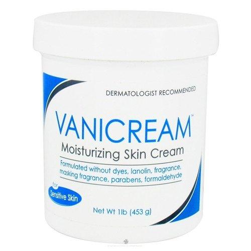 Vanicream Moisturizing Skin Cream, 16 Oz