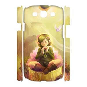 LASHAP Phone Case Of Ocarina of Time Game For Samsung Galaxy S3 I9300