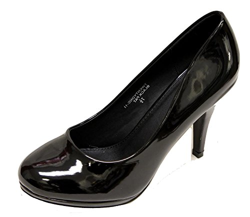 pumps Bella Womens Twentyone Black platform classic stiletto 11 heels occupational Marie patent leather TrxtPqx