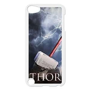 Thor'S Hammer 004 funda iPod Touch 5 caja funda del teléfono celular blanco cubierta de la caja funda EVAXLKNBC11700