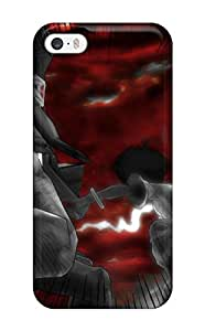 afro samurai anime game Anime Pop Culture Hard Plastic iPhone 5/5s cases Z9BB9SY2XG6C4NTP