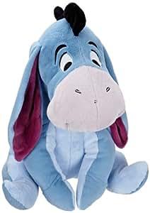 Joy Toy 1000310 Winnie the Pooh - Peluche del burro Eeyore (61 cm) [Importado de Alemania]