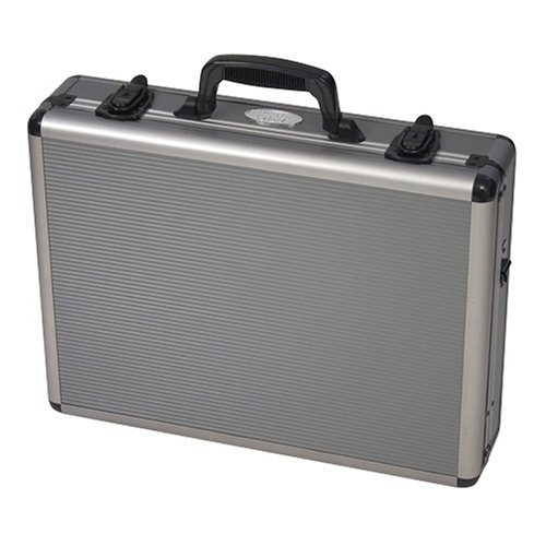 ADG Sports Aluminum Four Pistol Gun Case (Four Pistol Case)