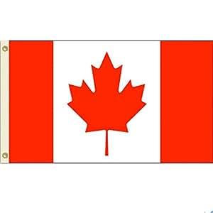 Canada 2x3 polyester flag garden outdoor for Garden room 2x3