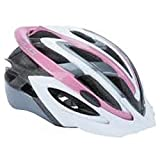 XLC Conlis Helmet; Sm/Med, 54-58cm; Pink/White/Silver