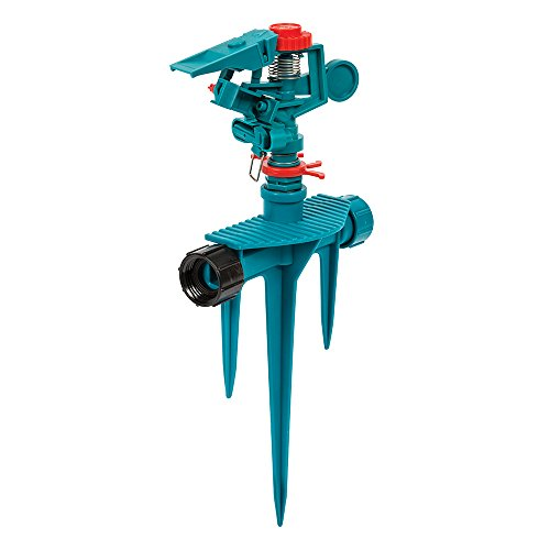 - Gilmour Circular Sprinkler, Adjustable (5,670 square feet coverage)