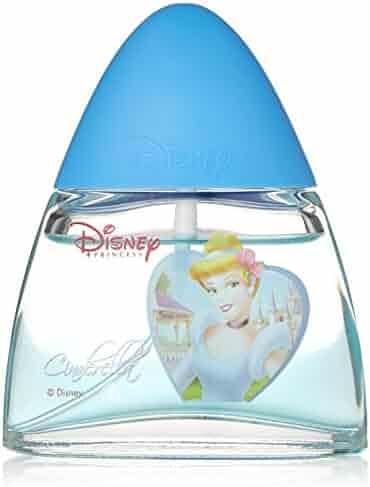 Disney Cinderella Kids Eau de Toilette Spray, 1.7 Ounce