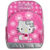 Sanrio Hello Kitty Large Pink Backpack with Insulated Lunch Tote Bag 2 pieces bag