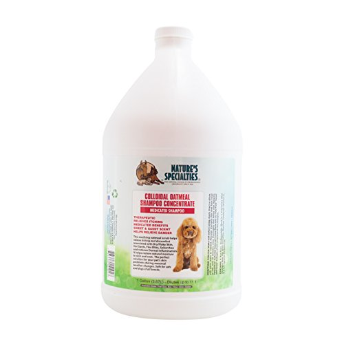 Nature's Specialties Colloidal Oatmeal Pet Shampoo (Colloidal Oatmeal Shampoo)
