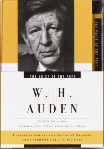 The Voice of the Poet: W.H. Auden by Random House Audio