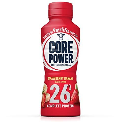 Core Power Protein Strawberry Banana