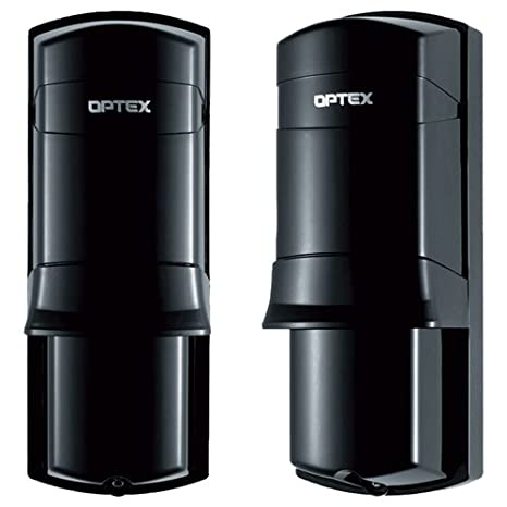Optex Outdoor Dual Beam Photoelectric Detector, 130 Ft