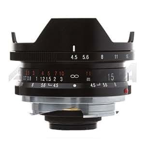 Amazon.com : Voigtlander Super Wide Heliar 15mm f/4.5 M