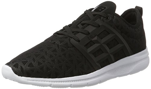 Fila Fila Men Base Powerbolt 2 Low - Zapatillas de casa Hombre Schwarz (Black)