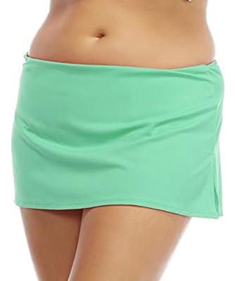 Newstep Women's Skirted Bikini Bottom