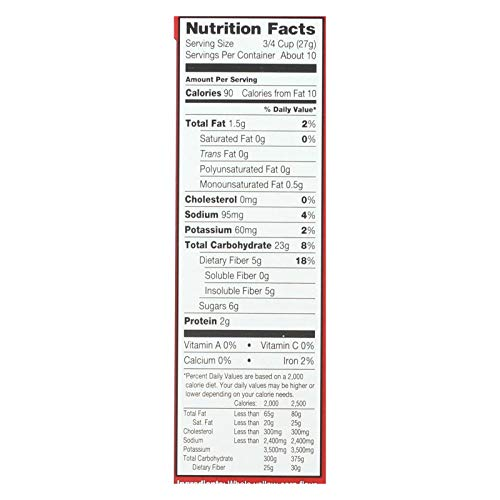 KASHI, Cereal,Cinnamon French Toast, Pack of 10, Size 10 OZ - No Artificial Ingredients GMO Free