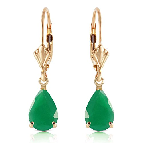 2-Carat-14K-Solid-Gold-Extravaganza-Emerald-Earrings