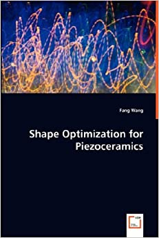 Shape Optimization for Piezoceramics