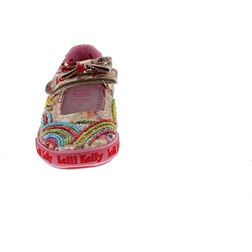 Lelli Multi Flats Fashion Kids Mary Jane Girls Fantasy Shoes Lk9188 Kelly HxTqHz1