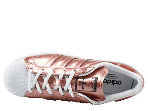 adidas Superstar W chaussures copper met./ftwr white