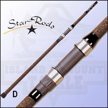 Stellar Surf Rods