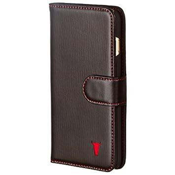6c0bfd97fc1 TORRO Funda para iPhone 6S Plus en Cuero Genuino de Italia con función billetera  para Apple iPhone 6 Plus / 6S Plus, Negro: Amazon.es: Electrónica