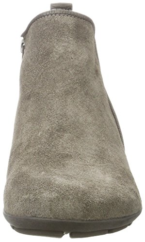 Gabor Dames Basic Laarzen, Grijs-bruin (wallaby)