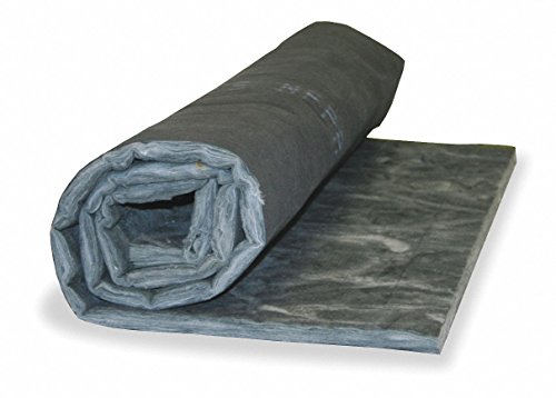 Duct Liner , Noise Absorbing, 1 In Thick