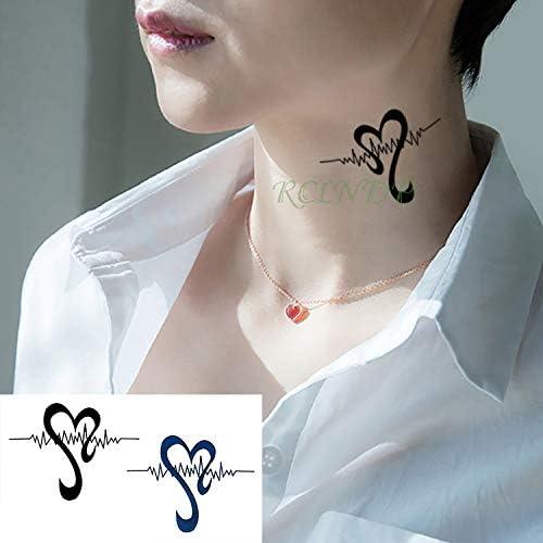 Yyoutop Impermeable e Tatuaje Pegatina Tatto Flash Tatoo Tatuajes ...