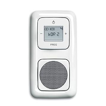 Busch Jaeger Komplett-Set Radio und Lautsprecher Reflex Si ...