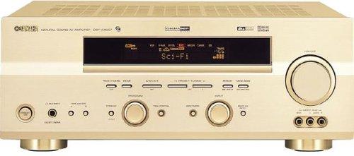 ヤマハ DSP-AX757(N) DSP AVアンプ ゴールド B0009AK0LA