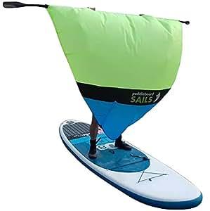 ... Paddle surf