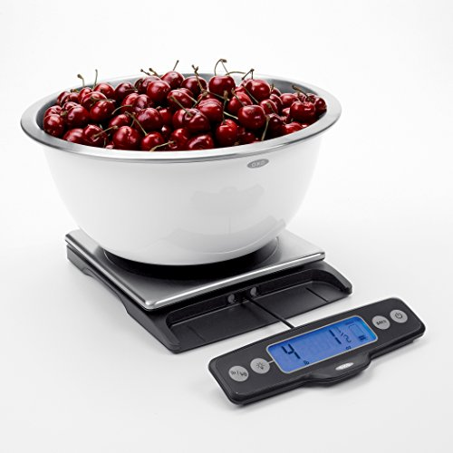 OXO Good Grips Stainless Steel Food Scale with Pull-Out Display, 11-Pound NEWER VERSION AVAILABLE by OXO (Image #5)