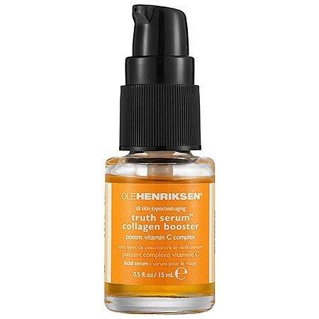 Ole Henriksen Truth Serum Collagen Booster - 15 ml/0.5 fl oz (travel size) (Unboxed Mini Ml 15)