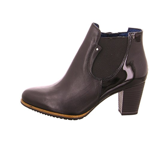 Tamaris Damenschuhe 1-1-25358-27 Damen Stiefeletten, Boots, Stiefel Black