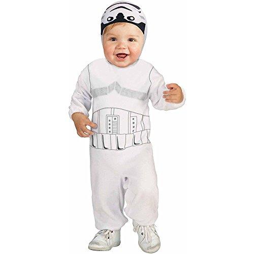 Disney Star Wars Stormtrooper Fleece Toddler Costume 2T (Stormtrooper Costume Disney)