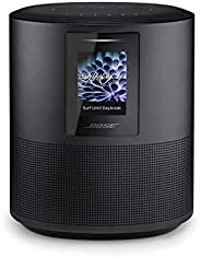 Bose Home Speaker 500: Smart Bluetooth Speaker with Alexa Voice Control Built-in, Black