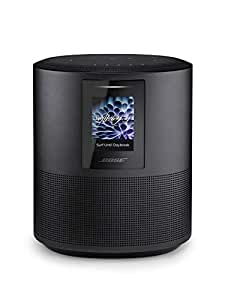 Mobile Porta Stereo.Bose Home Speaker 500 With Alexa Voice Control Built In Black