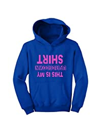TeeStars - This Is My Handstand Shirt - Cute Gymnastics Youth Hoodie