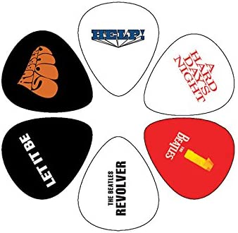 Perri s Leathers lp-tb2 álbumes # 2 púas de guitarra (6 unidades ...