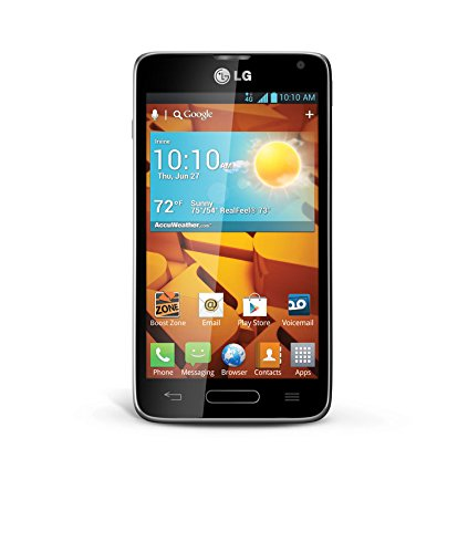 LG Optimus F3 Black (Boost Mobile) (Lg Boost Mobile Cell Phones)