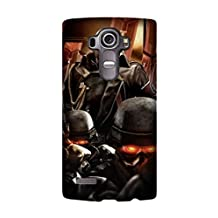 Game Killzone 2 pattern cases designed and show your personality by the LG G4 cases