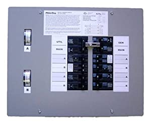 amazon com gentran 301060 powerstay 30 amp manual transfer gentran 301060 powerstay 30 amp manual transfer switch discontinued by manufacturer
