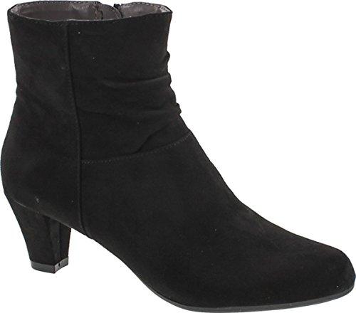 Aerosoles Women's Shore Fit Boot, Black, 6 M US by Aerosoles