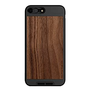 iPhone 7 Plus/iPhone 8 Plus Case    Moment Photo Case in Walnut Wood - Protective, Durable, Wrist Strap Friendly case for Camera Lovers.