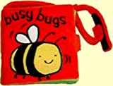Busy Bugs (Animal Faces Cuddly Cuffs)